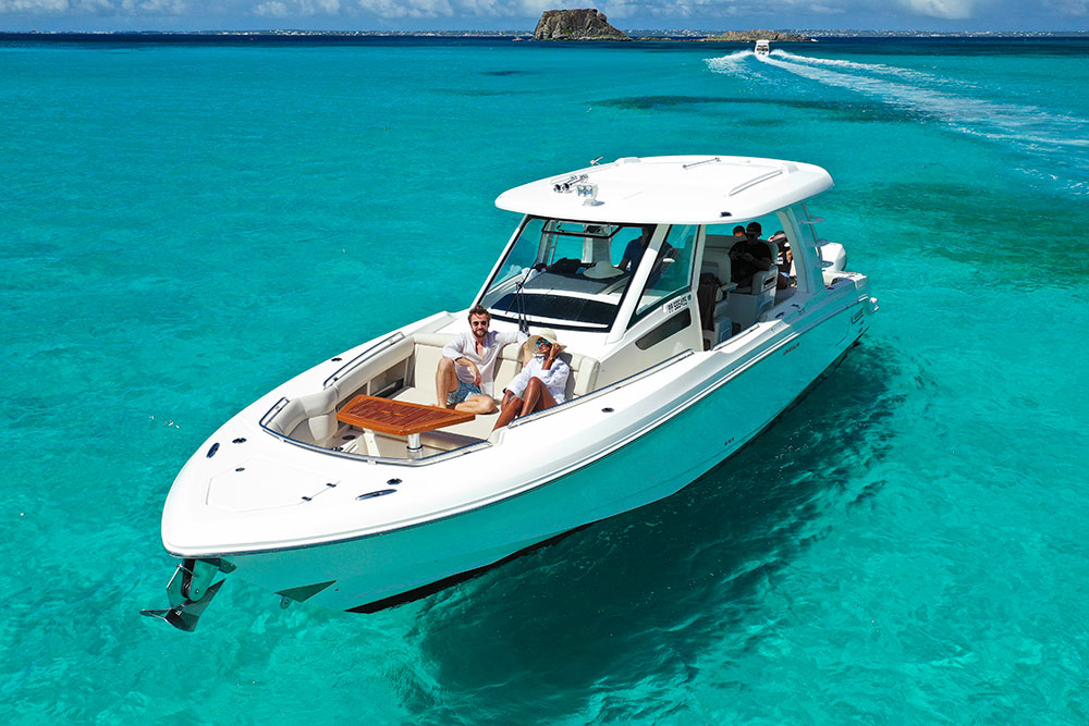 The Caribbean with style and comfort